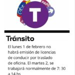 Bromatologia y Transito con nuevas oficinas.