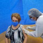 Comenzó la vacunación contra el covid 19